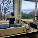 Characterisation Lab Mounting and Polishing