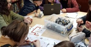 Technocamps Girls in Science and Technology